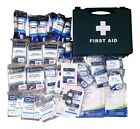 First Aid Kits BSI BS8599- Small Med, Large - HSE 1-10, 1-20, 1-50, Refills Home