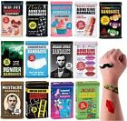 Novelty Band Aid Adhesive Bandages Set! - You Choose!