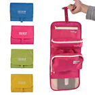 Portable Traveling Toiletry Hook Removable Bag Cosmetic Make-up Bag Waterproof