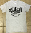 Sick Of It All Last Act Of Defiance Shirt NEW NYHC Agnostic Front Madball H2O
