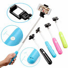 Selfie Stick Monopod Extend Shooter W/ Built-In Bluetooth & Rechargeable Battery