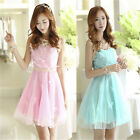 new summer fashion Women's Clothing Bud silk organza Sleeveless bridesmaid dress