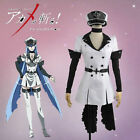 New Anime Akame Ga Kill Esdese Esdeath Uniform Full Set Made Cosplay Costume