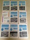 TOTTENHAM HOTSPUR HOME PROGRAMMES 1965-66 ~ YOU CHOOSE OPPONENTS FREE POSTAGE