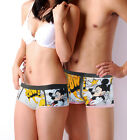 Disney Underpants Underwear Women Brief Couple Brief Boxer Mickey Whack! U-58