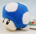 2.5in Super Mario Bros Mushroom Keychain Plush Doll Toy Nintendo 9 Colors
