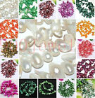 14-16'' Freshwater Cultured Pearl Blister Stick Top Drilled Loose Beads