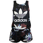 Adidas Originals Lotus All Over Print Womens All in One Playsuit AC2318 U105