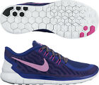 Nike Free 5.0 Ladies Running Shoes - Blue