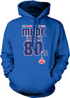 Made In The 80s Old School Video Game Nerd Funny Hoodie Pullover