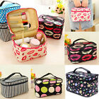 Women Multifunction Travel Cosmetic Bag Makeup Case Pouch Toiletry Organizer DIY