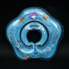 Baby Bath Swimming Neck Float Inflatable Ring Tube Adjustable Safety Aids