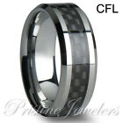 Tungsten Carbide Ring Comfort Fit Wedding Band Men Silver Gold Black Camo Celtic <br/> Life Warranty! High Quality &amp; Fast Ship! +Free Gift Box
