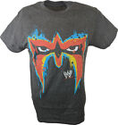 Ultimate Warrior Painted Mask WWE Mens T-shirt