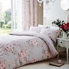 CANTERBURY GREY SHABBY CHIC QUILT COVER SETS,BEDDING SETS,BEDLINEN,GREAT VALUE