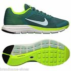 WOMENS LADIES NIKE STRUCTURE 17 GREEN WHITE RUNNING TRAINING TRAINERS SHOES