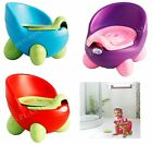 Plastic Kids Children Baby Toilet Bath Potty Training Seat  Chair With Lid