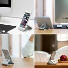 Universal Aluminum Stand Mount Holder For iPhone Samsung iPad Air 2 3 4 Tablet