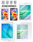 9H Premium Tempered Glass Screen Protector Cover For Samsung Galaxy Tab Tablet