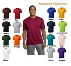 Внешний вид - NEW MEN'S TALL MOISTURE WICKING DRY FIT Run Workout Short Sleeve T SHIRTS TST350
