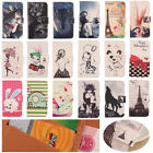 Cute Design PU Leather Case Cover Protective Skin For Motorola Moto G4 Plus 5.5""
