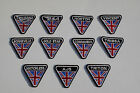 British Motorcycle Timing Cover Sew/Iron on Patches - 12 Different Makes £2.0 GBP on eBay