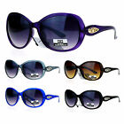 SA106 CG Womens Victorian Foliage Jewel Bling Diva Butterfly Sunglasses