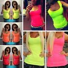 HOT Sexy Women Summer Vest Top Sleeveless Shirt Blouse Casual Tank Tops T-Shirt