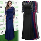 New Women's Vintage Style Formal Evening Party Bridesmaid Fl