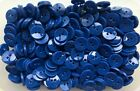 20mm 32L Royal Blue 2 Hole Craft Scrap Book Sewing Knitting Quality Buttons W157
