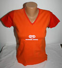 Langnese Damen T-Shirt weiß orange Summer Inside Eis NEU OVP Frauen versch. Gr.