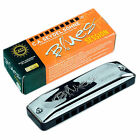 Seydel SESSION  Harmonica HIGH or LOW TUNED w/ Black Leather Case! - Choose Key!