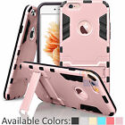 "For iPhone 6 6S 4.7"" / 5.5"" Plus Hybrid Armor Defender Case"