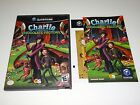 Charlie and the Chocolate Factory (Nintendo GameCube) Complete,Tested,Works,CIB