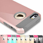Defender Armor Impact Protective Hybrid Case Cover For iPhon