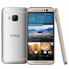 HTC One M9 32GB (T-Mobile) Unlocked 4G - Gunmetal Gray/Amber Gold/Silver From US