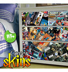 Comic Book Stickerbomb Multipurpose Wrap  all sizes avail high-resolution Print