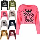 Ladies Oversized Full Sleeve Princess Problems Womens Raw Edges Tee Shirts