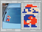 MARIO Sprite #2 Vinyl Decal from Donkey Kong PICK A SIZE! Car Laptop Sticker