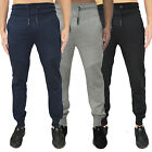 Mens GA Skinny Slim Fit Joggers Jogging Pants Sweatpants Tracksuit Bottoms GA199
