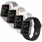 Apple Watch Sport Aluminium 38mm IOS MJ2X2FD/A Smartwatch Handyuhr Sportuhr