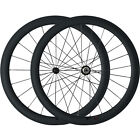 Only 1410g Light Carbon Wheelset 50mm Carbon Clincher Road Bike Bicycle 700C