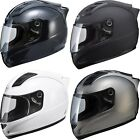 Gmax GM69 Solid Full Face Street Helmet Adult All Sizes All Colors