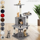 Cat Tree Scratching Post Play Relax Activity Centre Sisal Scratcher Furniture