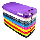 TPU Silicone Soft Phone Case Crystal Skin Cover for Galaxy S3 SIII i9300 LOT