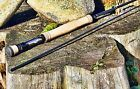 "Rainshadow Revelation 2 PC Fly Rod Blank 2-9wt 6'6""-9' Satin Black Finish Fast"