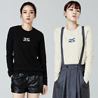 """2NEFIT"" Korea Women`s Clothes Fashion T-005 Long Sleeve No22 T Shirts Top"
