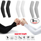 Kyпить 5 pairs Cooling Arm Sleeves Cover UV Sun Protection Basketball Sport (10 pieces) на еВаy.соm
