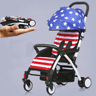 2016 Mini Baby Stroller Travel small Pushchair infant carriage one-key fold