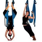 Anti-Gravity Inversion Therapy Yoga Swing Hammock w/ Mount & Extension